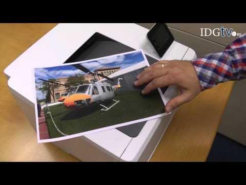 Análisis de HP LaserJet Pro M252dw (español)