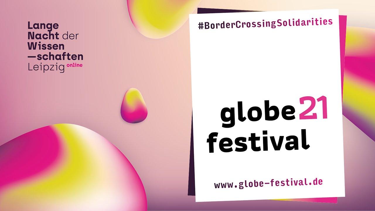 GLOBE21 Wissenschaftsfestival & Lange Nacht der Wissenschaften - live aus dem Leipziger Paulinum