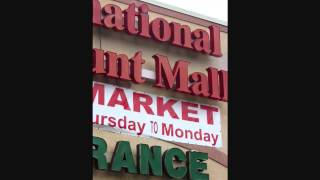 Flea Market, Forest Park, GA. - 105.3 El Patron Live @ International Discount Mall