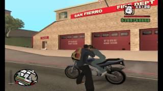 GTA San Andreas: Fire Station Locations