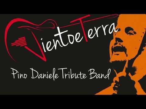Vientoeterratribute Pino Daniele Tribute Roma Musiqua
