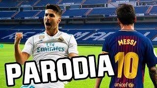 Canción Real Madrid Vs Barcelona 2-0 (Parodia Una Lady Como Tú - MTZ Manuel Turizo)