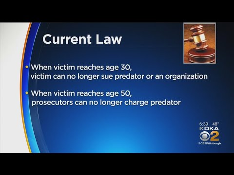 State Lawmakers To Vote On Reforming Statute Of Limitations