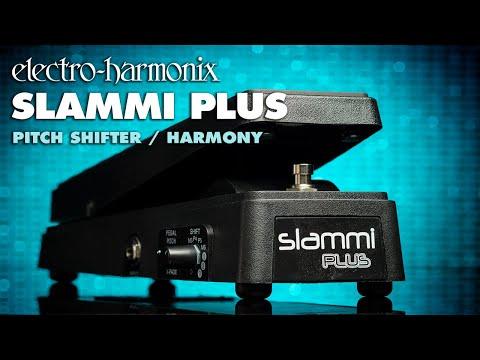 ELECTRO HARMONIX Slammi Plus Kytarový efekt