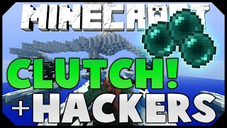 INSANE CLUTCH, HACKERS, MASSIVE FAILS! ( Hypixel Skywars Funny Moments )