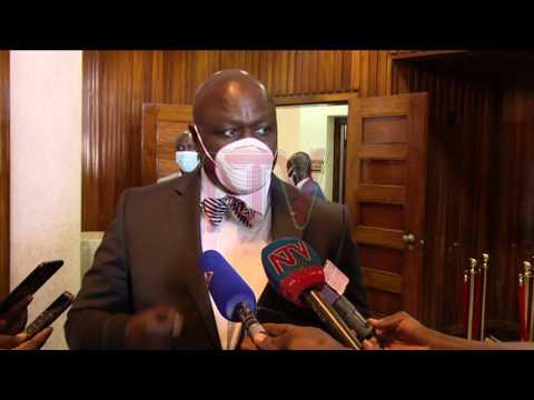Okusika omuguwa wakati wa Kadaga ne Oulanyah kwongedde okweyoleka
