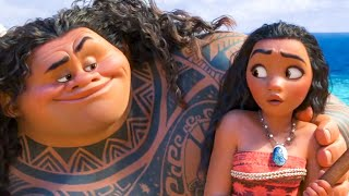 You're Welcome Song Scene - MOANA (2016) Movie Clip