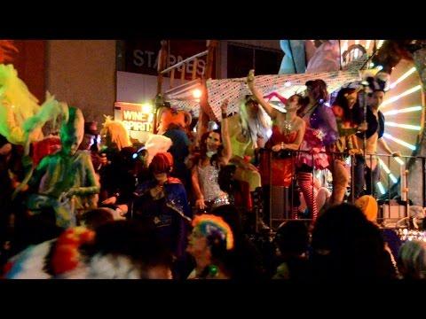 美國紐約格林威治萬聖節大遊行 New York's Village Halloween Parade