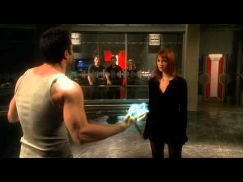 Lauren Lee Smith Booted In Mutant X