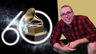 60th Grammy Awards Picks and Predictions!!!