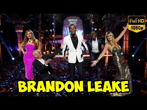 BRANDON LEAKE WINS SEASON 15 OF 'AMERICA'S GOT TALENT' 2020