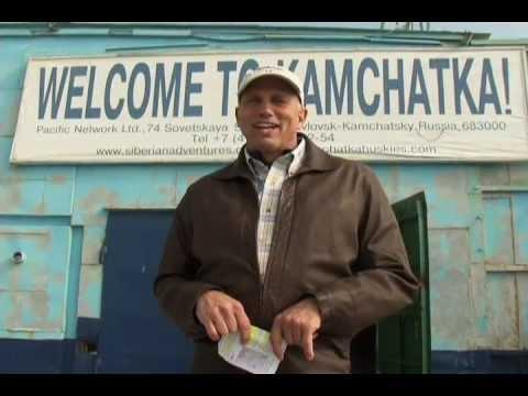 Petropavlovsk-Kamchatsky, Russia - Journey with Jamie Logan