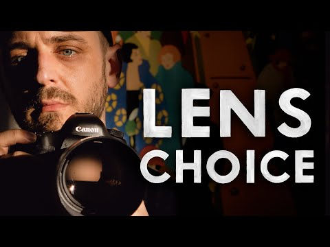 Choosing the RIGHT LENS — Why Focal Length MATTERS
