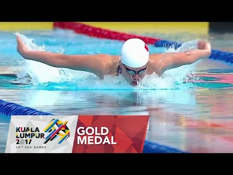 Swimming Finals Womens' 400m individual medley | 29th SEA Games 2017