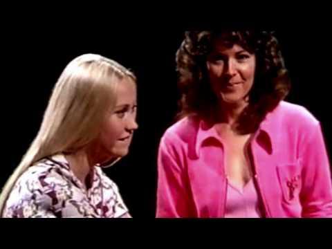 I Saw It In The Mirror Lyrics – ABBA