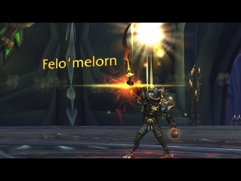 The Story of Felo'Melorn Ft. Preachgaming