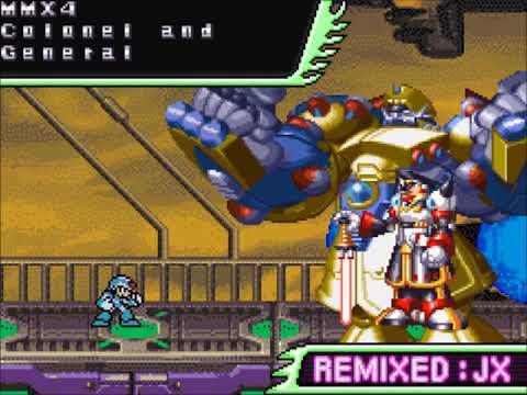Famitracker (VRC7) - Megaman X4 - Cyber Peacock - смотреть