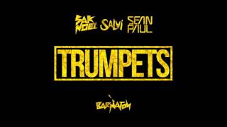 Sak Noel & Salvi ft. Sean Paul - Trumpets (Official Audio