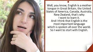 №17 Тренировка словарного запаса / английский язык