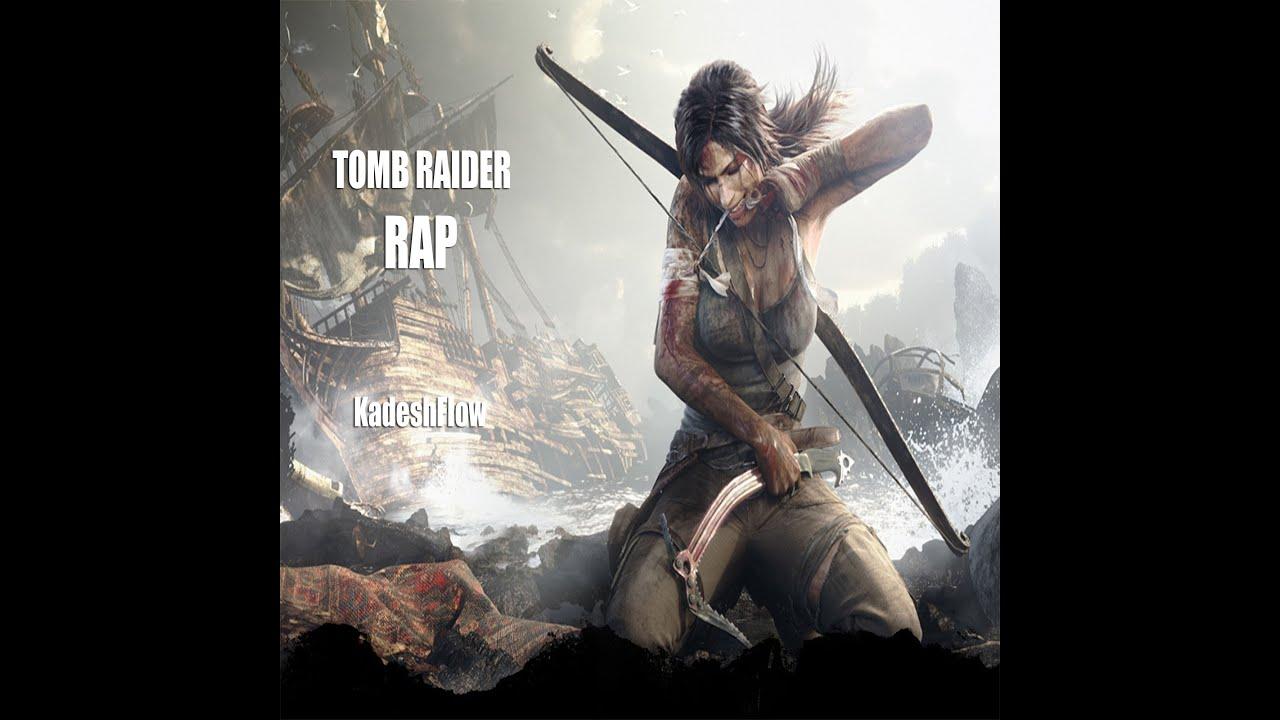 This Tomb Raider Rap Is Pretty Damn Good
