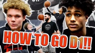 How To Get A D1 Scholarship! Life Of A D1 Athlete   Ryan Razooky
