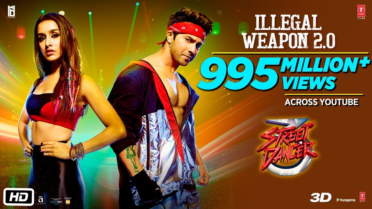 ILLEGAL WEAPON 2.0 LYRICS – Street Dancer 3D Lyrics - Jasmine Sandlas, Garry Sandhu Lyrics