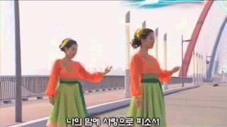 샤론의꽃 예수~이애라글로벌찬양율동총회신학