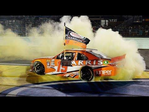 Sunoco Fueled for 15: Daniel Suarez wins 2016 NASCAR Xfinity Series Championship