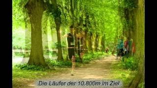 preview picture of video 'Park Hotel Schloss Schlemmin - 1.Schlemminer Schlossparklauf - Teil 2 - Sport im Grünen'