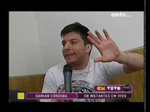 Damián Córdoba video Entrevista - Previa a CM Vivo 2014