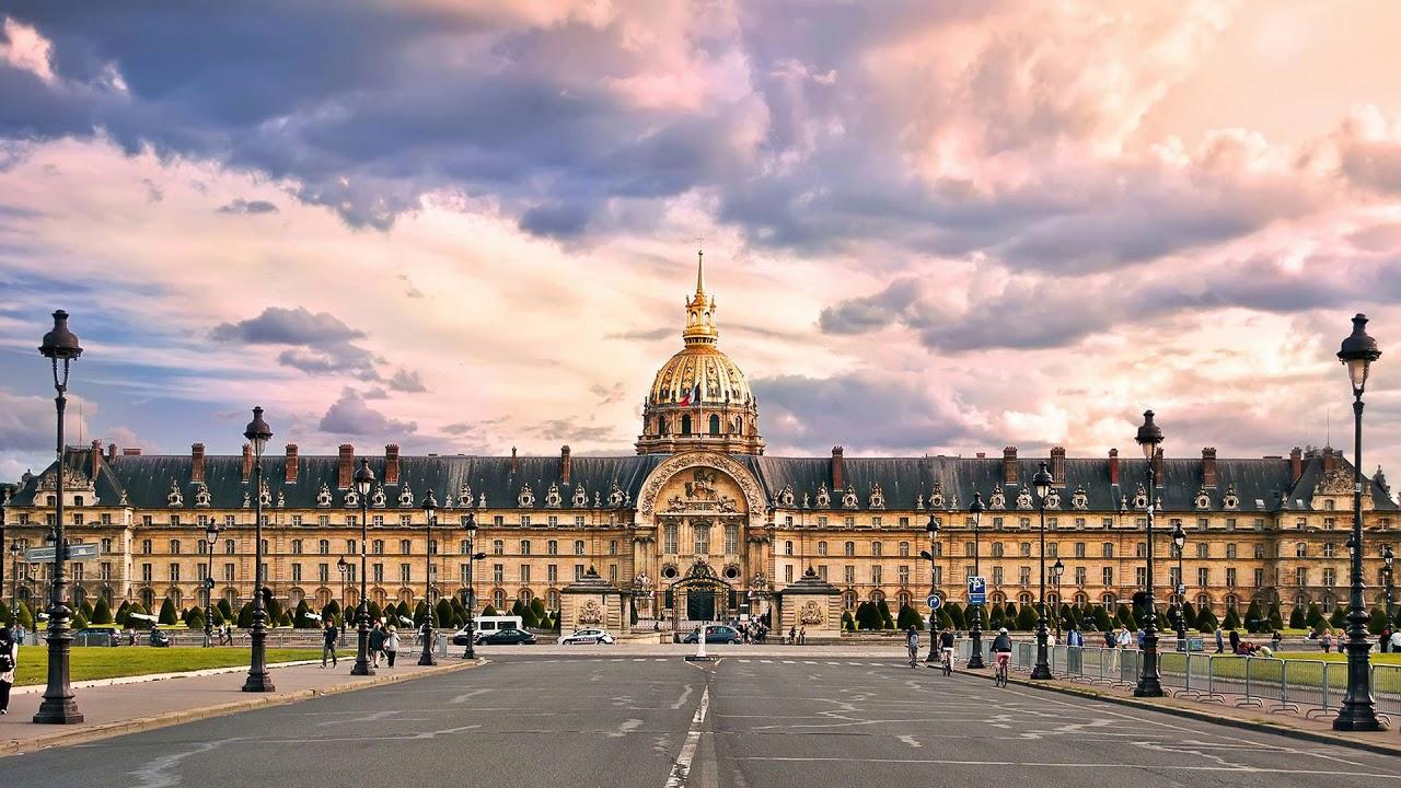 palace, invalides, monument, paris, france