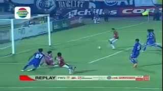 Highlights Bali United Vs Arema Cronus 23 Piala Presiden 27 September 2015