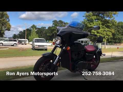 2008 Kawasaki Vulcan® 1600 Mean Streak® in Greenville, North Carolina - Video 1
