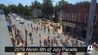 Akron 4th of July Parade