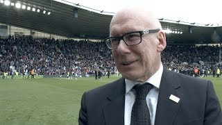 POST MATCH | Mel Morris Post West Brom (H)