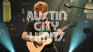 "Austin City Limits Web Exclusive: Ed Sheeran ""Eraser"""