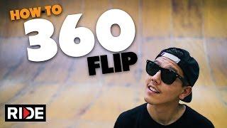 How-To 360 Flip - BASICS with Spencer Nuzzi