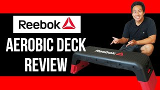 Reebok Professional Aerobic Deck (UNBOXING / REVIEW)