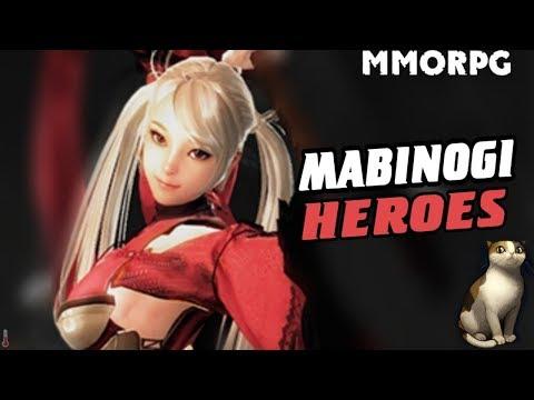 VINDICTUS MOBILE ( Mabinogi Heroes ) Android IOS Openworld MMORPG