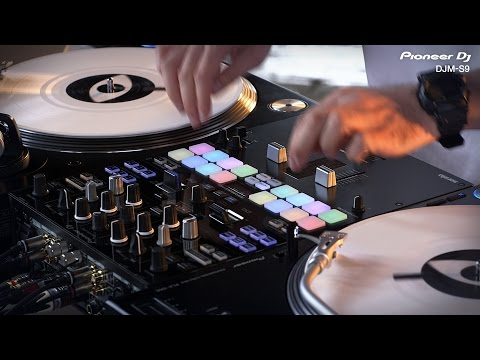 Pioneer DJ DJM-S9 Official Introduction