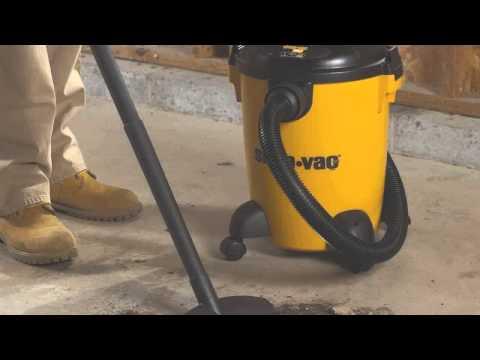 HP Pro Series Shop Vac Wet Or Dry Vacuum 6-Gallon Shop-Vac Reviews