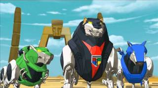 Voltron Force: Ep. 7 'Lion Riders Return' clip