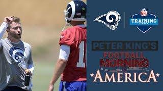 Los Angeles Rams Training Camp 2018: Three Things to Know I NFL I NBC Sports