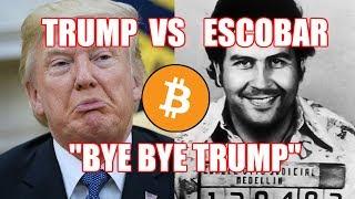 ESCOBAR Token Will Impeach TRUMP!? | NASA to launch blockchain tech. | NEW ETF Proposal