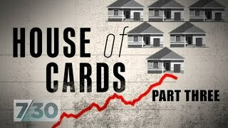 Negative gearing changes could 'tip Australia into recession' (Part 3) | 7.30