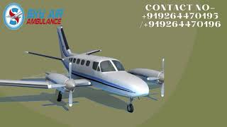 Hire the Sky Air Ambulance Service in Jabalpur with Essential Tools