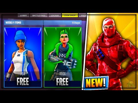 How To Get FREE SKINS In FORTNITE! - All NEW Skin Packs
