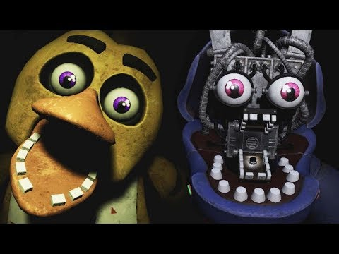 FIXING CHICA & BONNIE!! | Five Nights At Freddy's VR: Help Wanted