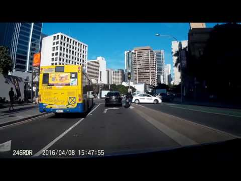 This Month In Dashcams: In Australia, We Drive On The Left