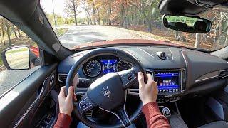 [WR Magazine] 2020 Maserati Levante Trofeo - POV Test Drive (Binaural Audio)